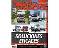 Mundo Trucks Edición 96 Abril 2018