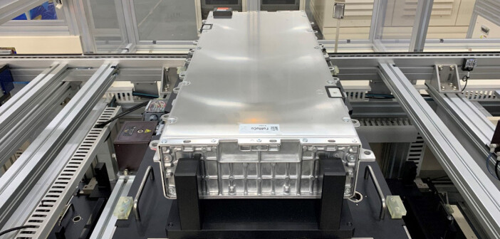 Ford-battery-module